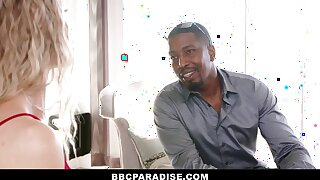 Nicole Aniston in Cramming Blonde Cooch In The Shower - BBCParadise