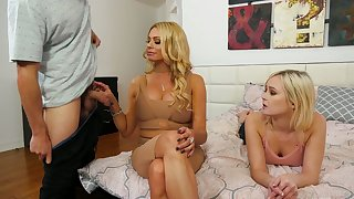 Turned on nicely shaped auburn Briana Banks wanna be poked to a great extent (FFM)