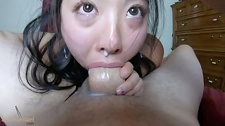 SPUNK dripping out of say no to NOSE!! Ingenious clutches view THROATFUCK for sukisukigirl